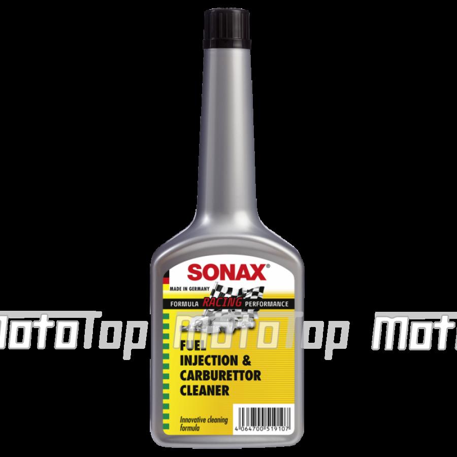SONAX Priedas į benziną purkštukų ir karbiuratorių valymui